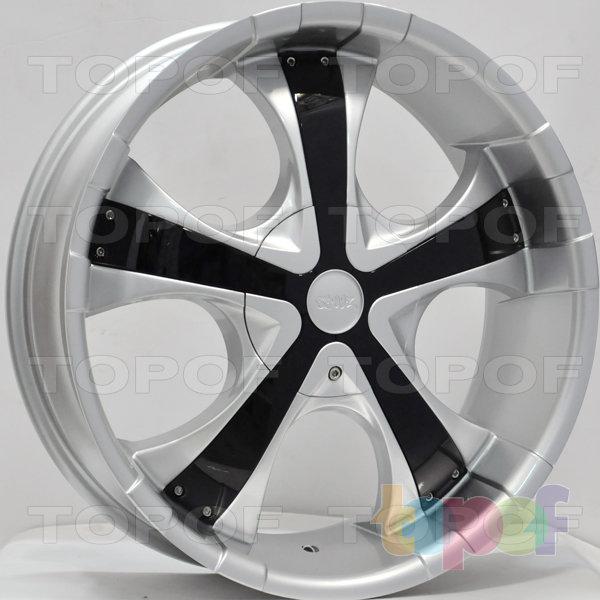 Колесные диски RS 8005. Цвет: SBI