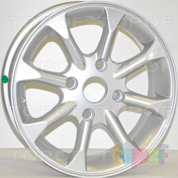 Колесные диски RS 802 rNI. Цвет: MLS