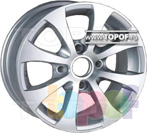 Колесные диски RS 806 D. Изображение модели #1