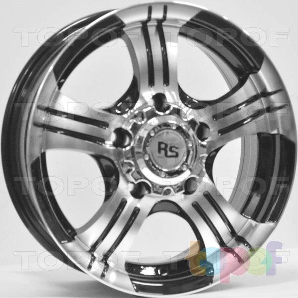 Колесные диски RS 826
