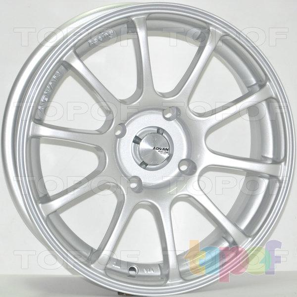 Колесные диски RS 833. Цвет: серебряный