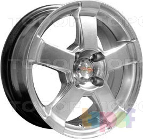 Колесные диски RS 838. Изображение модели #1