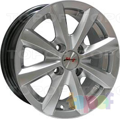 Колесные диски RS 841. Изображение модели #1