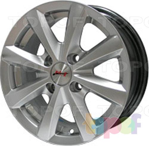 Колесные диски RS 841. Изображение модели #2