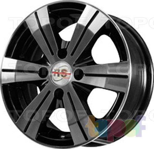 Колесные диски RS 844. Изображение модели #1