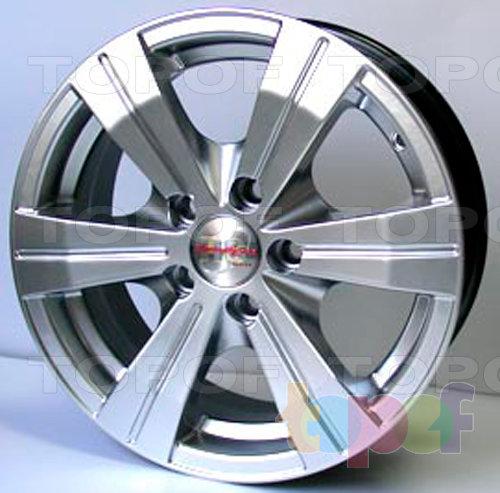 Колесные диски RS 844. Изображение модели #2