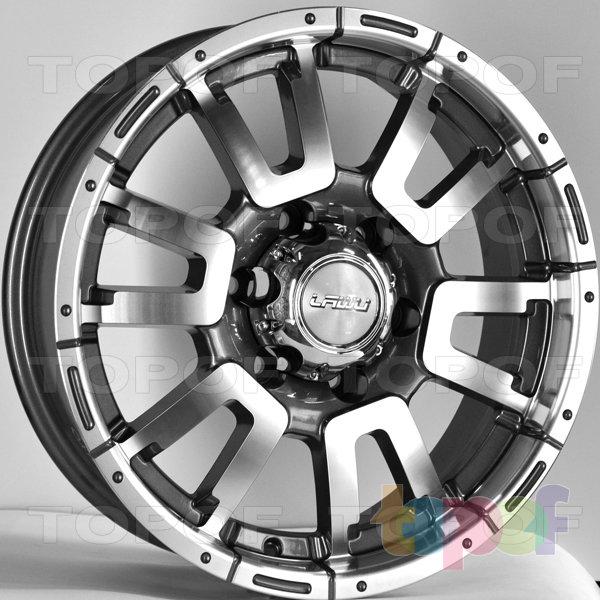 Колесные диски RS 855. Цвет: матовый серый, оружейный металл серый, антрацит