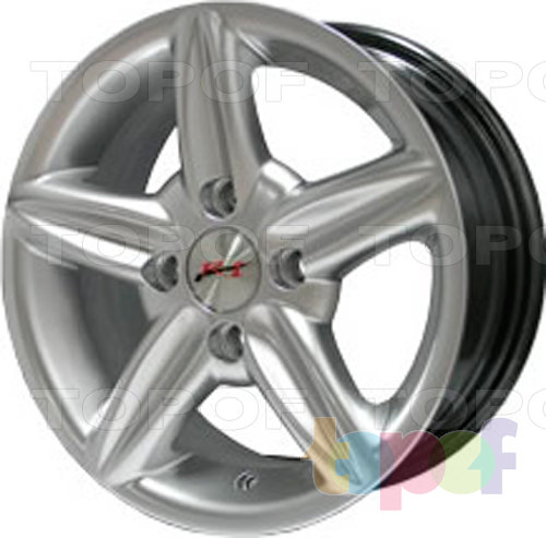 Колесные диски RS 861. Изображение модели #2