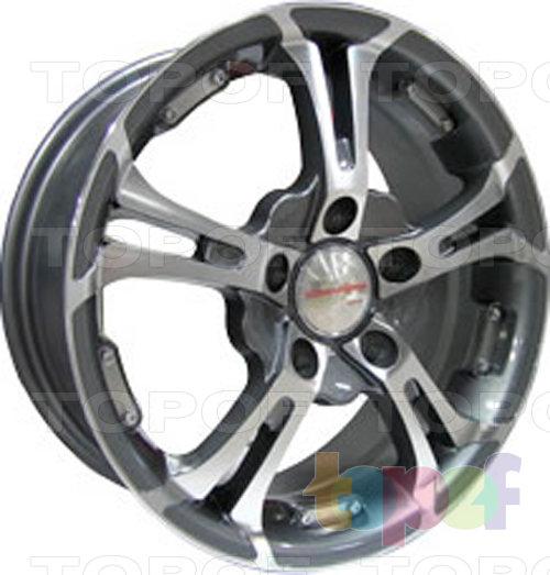 Колесные диски RS 869. Изображение модели #2