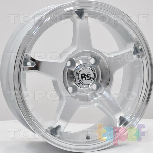 Колесные диски RS 887. Цвет: MW