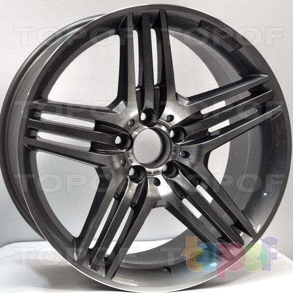 Колесные диски RS 897. Цвет: Матовый серый, оружейный металл серый, антрацит