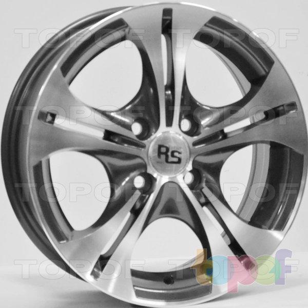Колесные диски RS 905. Цвет: матовый серый, оружейный металл серый, антрацит