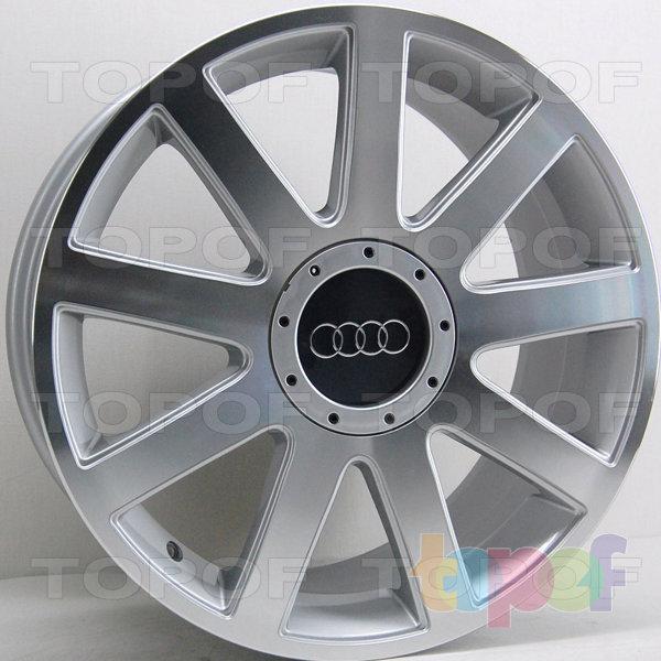 Колесные диски RS 906 rAU