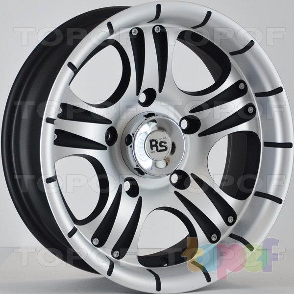 Колесные диски RS 912. Цвет: DBM