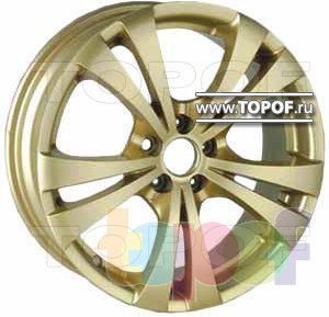 Колесные диски RS Lux 131d. Изображение модели #1