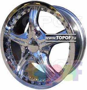 Колесные диски RS Lux 229. Изображение модели #1