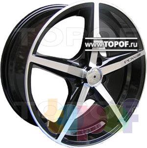 Колесные диски RS Lux 539d. Изображение модели #1