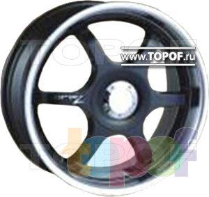 Колесные диски RS Lux 723 D. Изображение модели #1