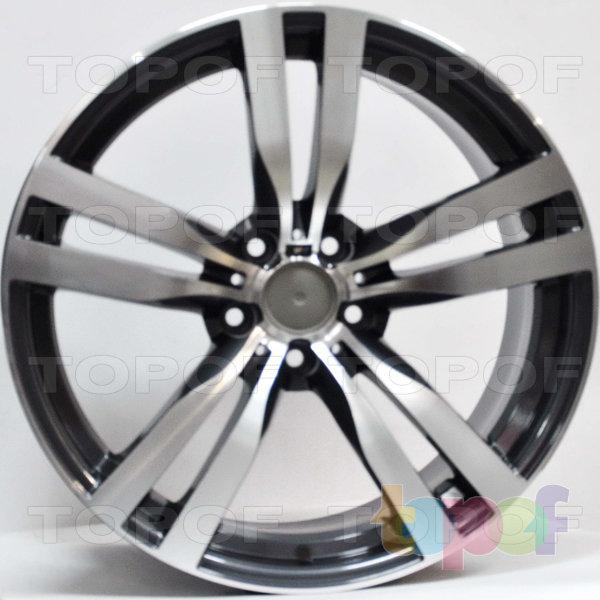 Колесные диски RS S525. Цвет: матовый серый, оружейный металл серый, антрацит