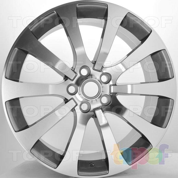Колесные диски RS S574 rFO. Цвет: матовый серый, оружейный металл серый, антрацит