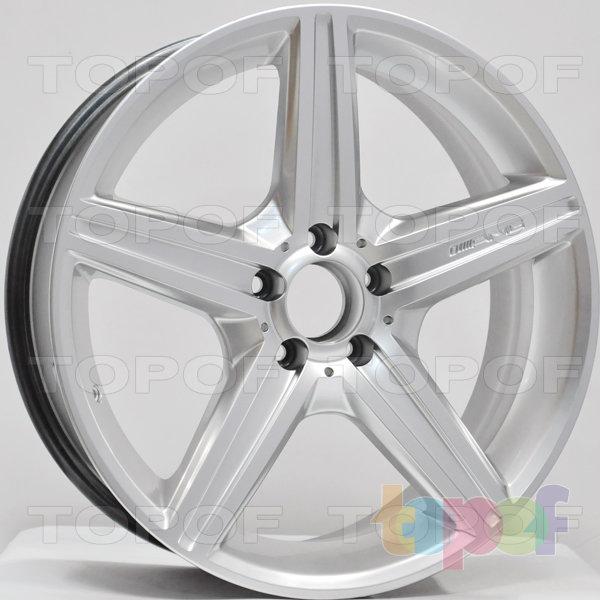 Колесные диски RS S606