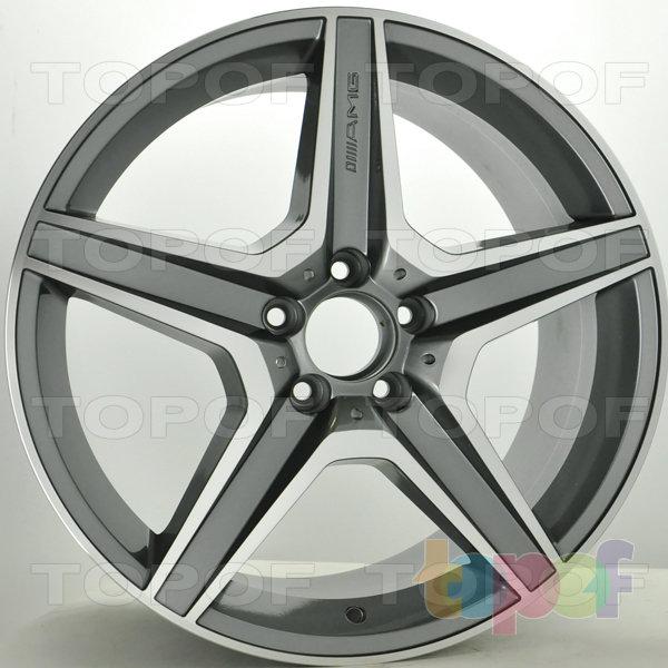 Колесные диски RS S651. Цвет: матовый серый, оружейный металл серый, антрацит