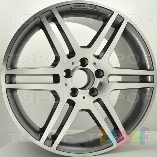 Колесные диски RS S660 rMB. Цвет: Матовый серый, оружейный металл серый, антрацит