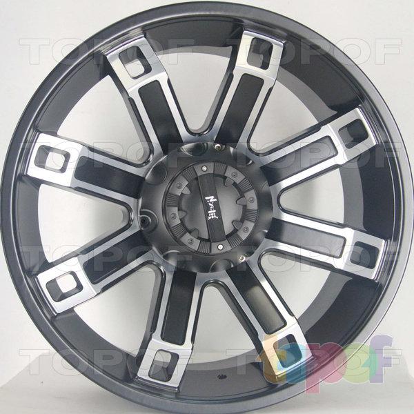 Колесные диски RS S688. Цвет: MSB