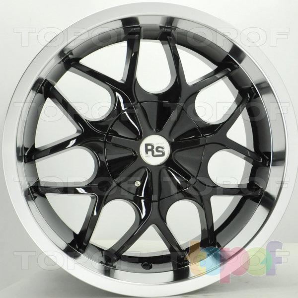 Колесные диски RS S739. Цвет: MLB