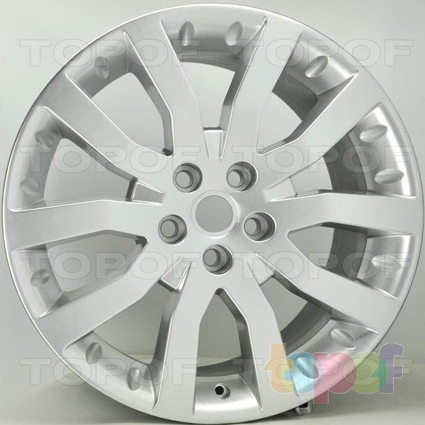 Колесные диски RS S865. Изображение модели #1