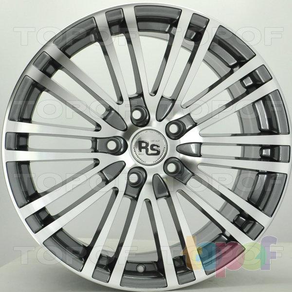 Колесные диски RS S941. Цвет: матовый серый, оружейный металл серый, антрацит