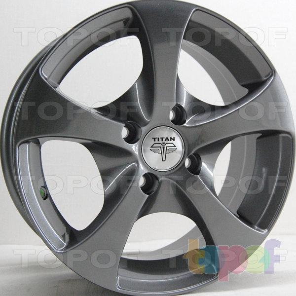 Колесные диски RS Ti06