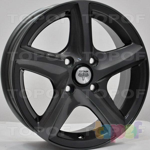 Колесные диски RS Ti07. Изображение модели #1