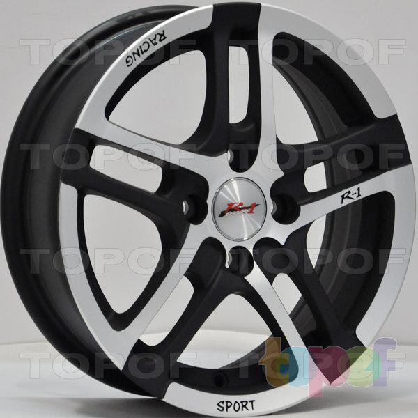 Колесные диски RS Z18. Цвет: DBM