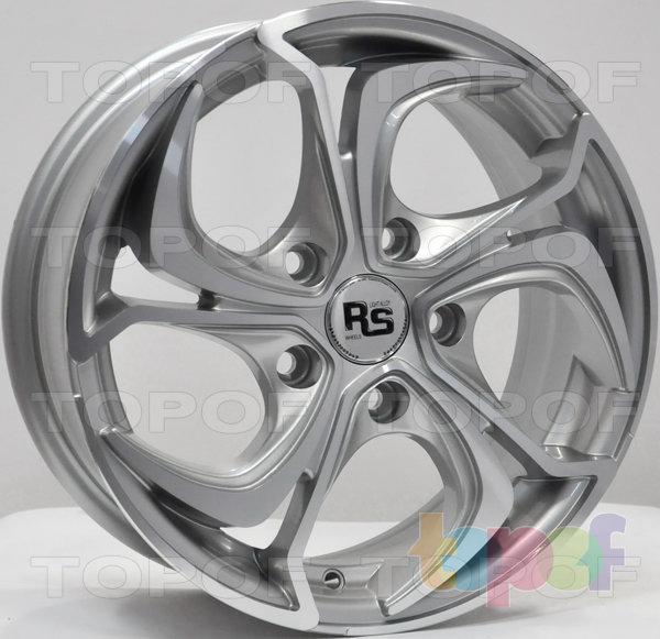 Колесные диски RS Z21