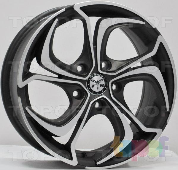 Колесные диски RS Z21. Изображение модели #1