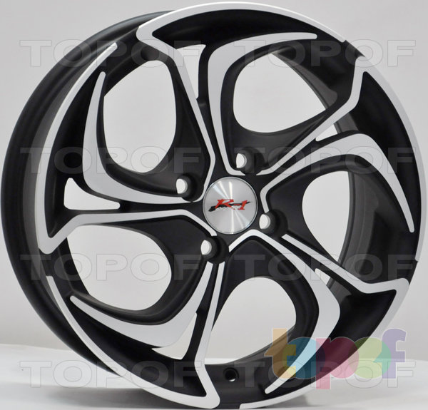 Колесные диски RS Z21. Изображение модели #2