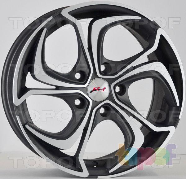 Колесные диски RS Z21. Изображение модели #3