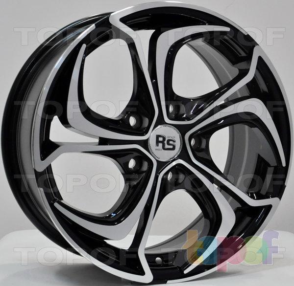 Колесные диски RS Z21. Изображение модели #5