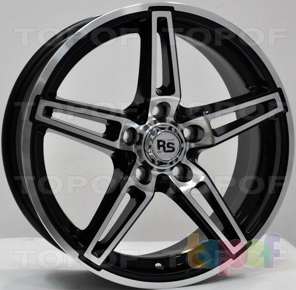 Колесные диски RS Z7