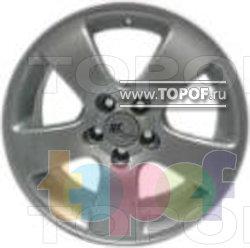 Колесные диски Shaper Al. Изображение модели #1