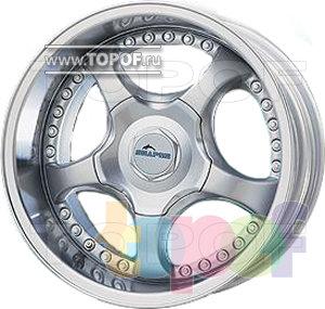 Колесные диски Shaper Champ. Изображение модели #1