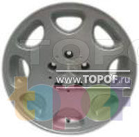Колесные диски Shaper D1. Изображение модели #1