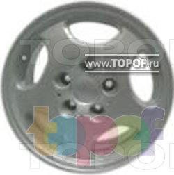 Колесные диски Shaper D3. Изображение модели #1