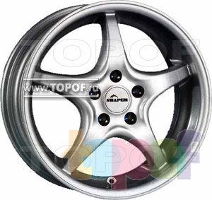 Колесные диски Shaper SingleLight (SGL). Изображение модели #1