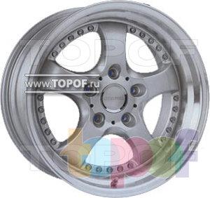 Колесные диски Shaper Target (TRG). Изображение модели #1