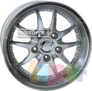 Колесные диски Shaper Victory. Изображение модели #1