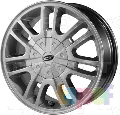 Колесные диски СКАД Адонис. Изображение модели #1