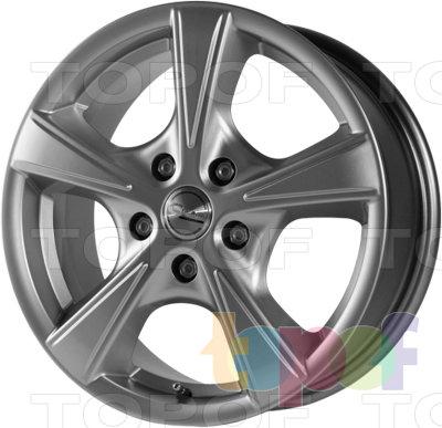 Колесные диски СКАД Аэлита. Изображение модели #1