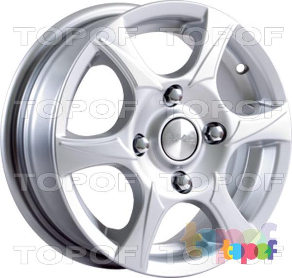 Колесные диски СКАД Аэро. Изображение модели #2